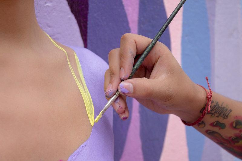 Body Art, il corpo che diventa oggetto artistico